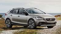 Volvo V40 Cross Country in der Frontansicht