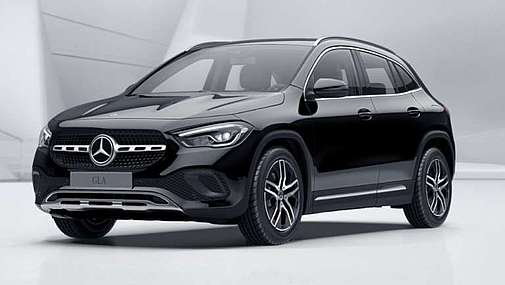 Leasingaktion für Privatkunden: Mercedes-Benz GLA