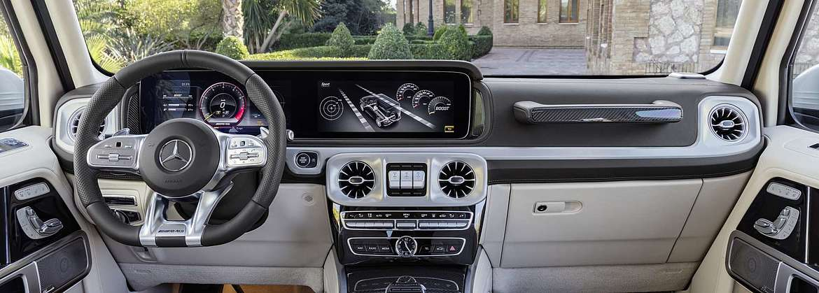 der neue mercedes amg g 63 lueg. Black Bedroom Furniture Sets. Home Design Ideas