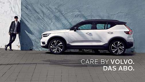 Auto-Abo Care by Volvo