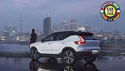 Volvo XC40 gewinnt Car of the Year-Award