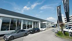 Das AMG Performance Center von LUEG ist Clubpartner des AMG Owners Club
