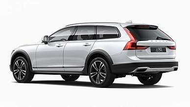 Leasingangebot für den Volvo V90 Cross Country