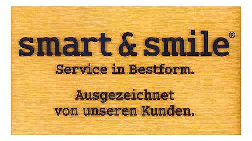 smart & smile für LUEG Compact Car