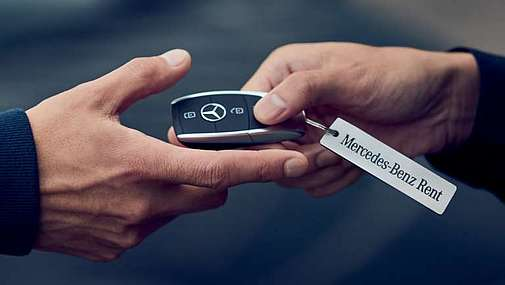Mercedes-Benz Rent