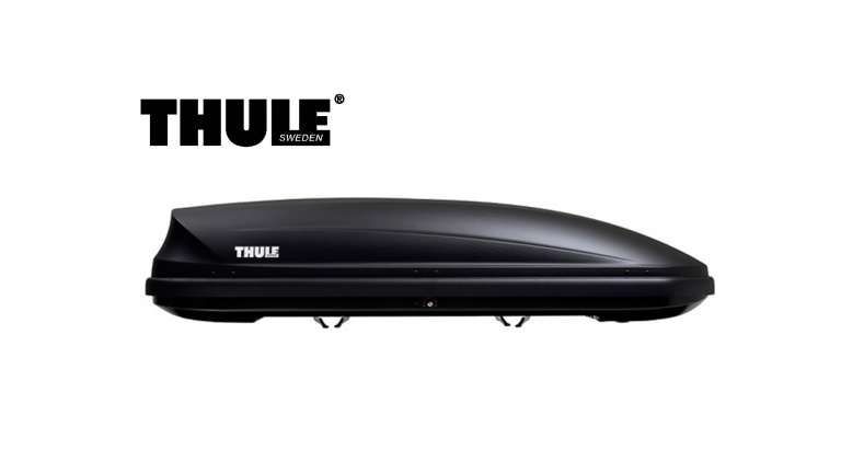 Dachbox - Thule Pacific 780 Anthrazit