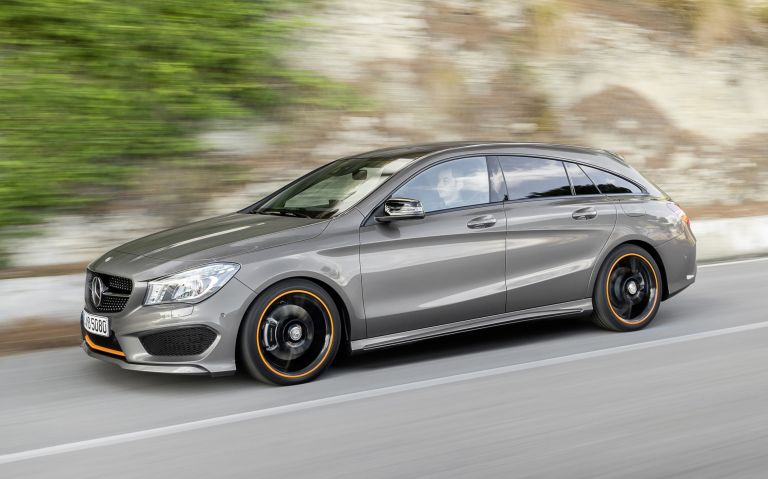 Mercedes Benz Cla Shooting Brake Mieten Lueg