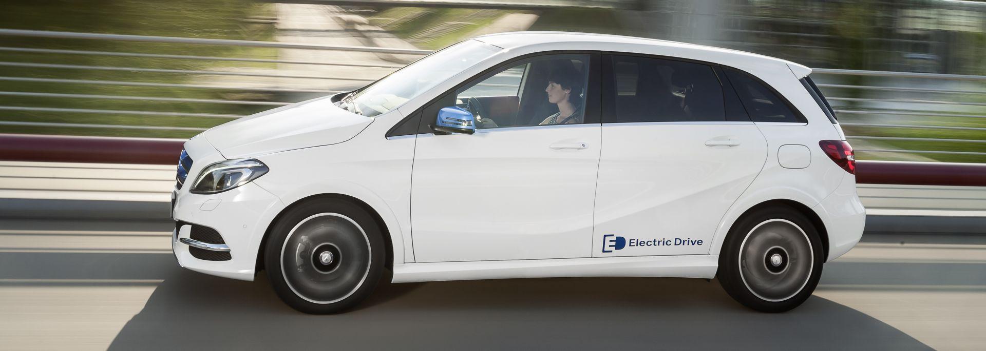 Mercedes benz b klasse electric drive lueg for B service mercedes benz