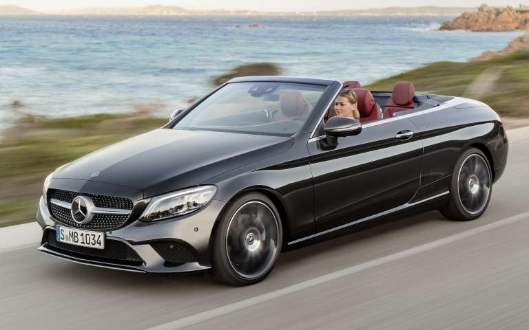 Mercedes Benz C Klasse Cabriolet Lueg