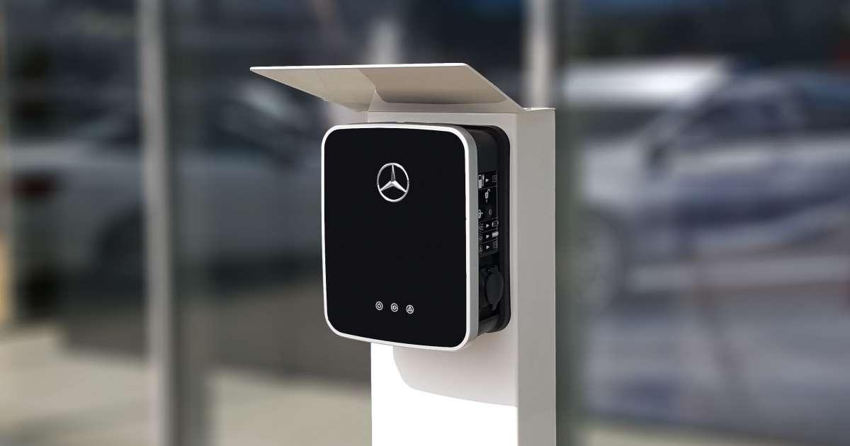 Mercedes Benz Gle Coupe >> E-Fahrzeuge laden - LUEG