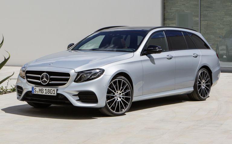 Mercedes Benz E Klasse T Modell Lueg
