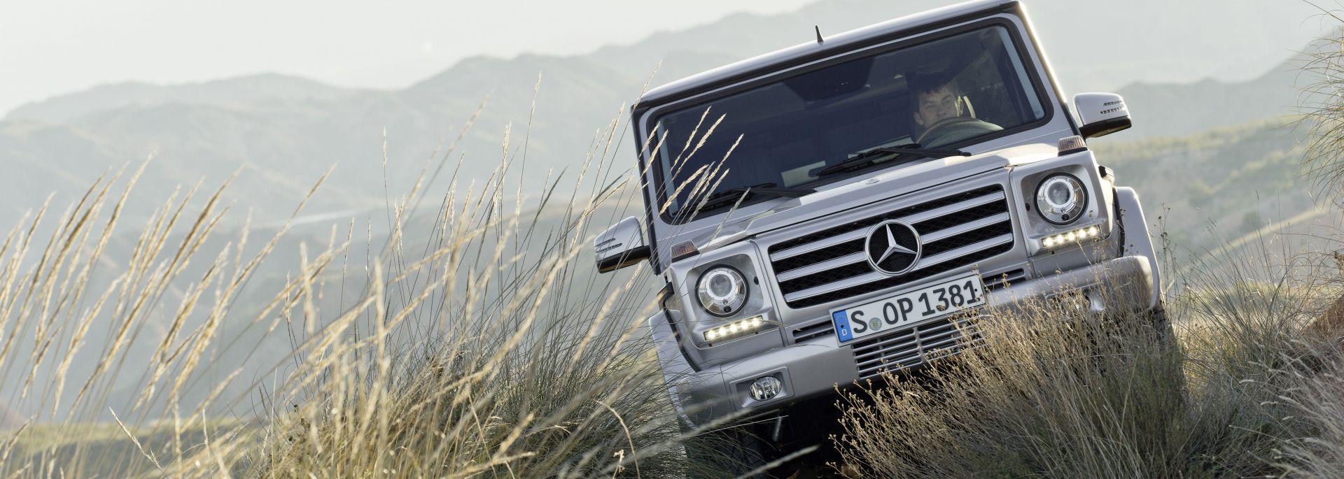 Mercedes benz g klasse gel ndewagen cabriolet lueg for Mercedes benz service g