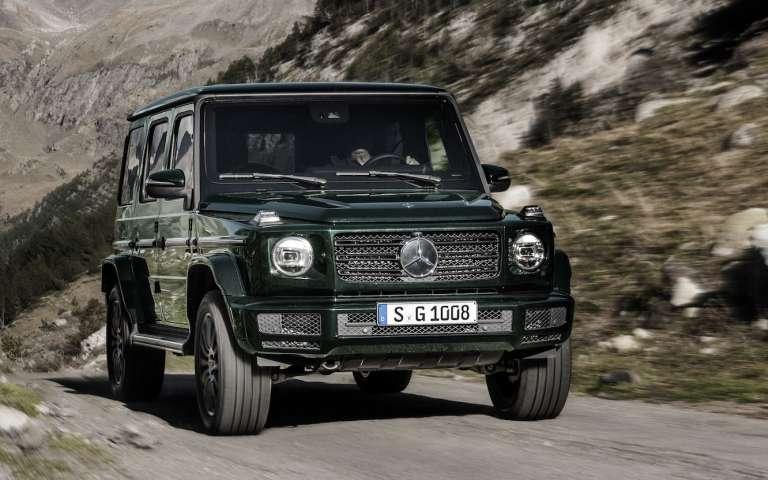 Mercedes-Benz G-Klasse Geländewagen - LUEG