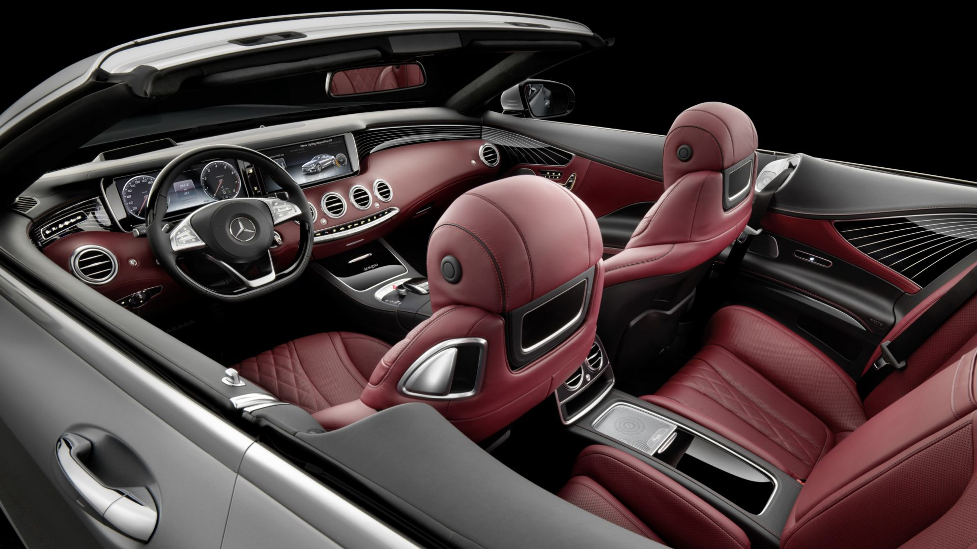 Mercedes benz s klasse cabriolet lueg for Interieur s klasse
