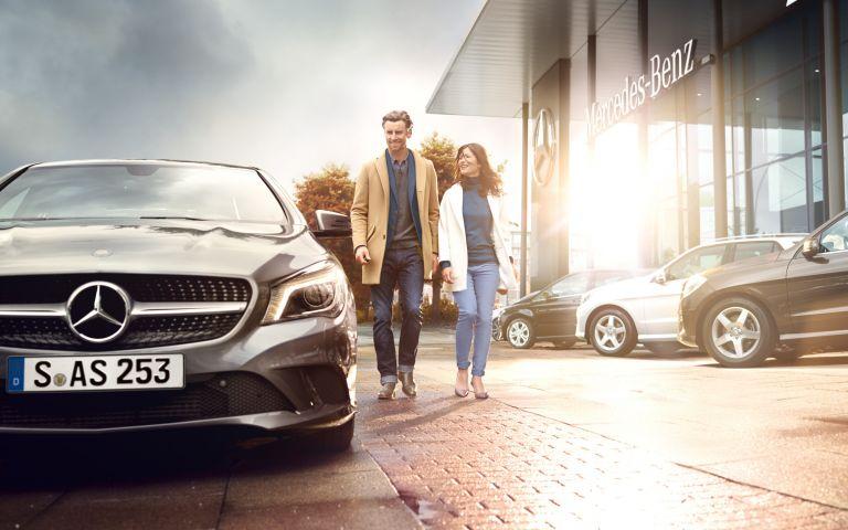 Mercedes Benz Service Pflege Wartung Reparatur Lueg