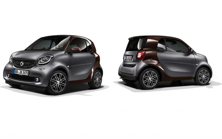 Exterieur-Beispiel des smart BRABUS tailor made