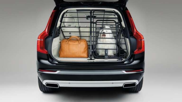 gep ckraumgitter volvo xc60 auto bild idee. Black Bedroom Furniture Sets. Home Design Ideas