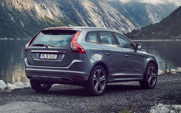 volvo xc60 gebrauchtwagen aktion lueg. Black Bedroom Furniture Sets. Home Design Ideas