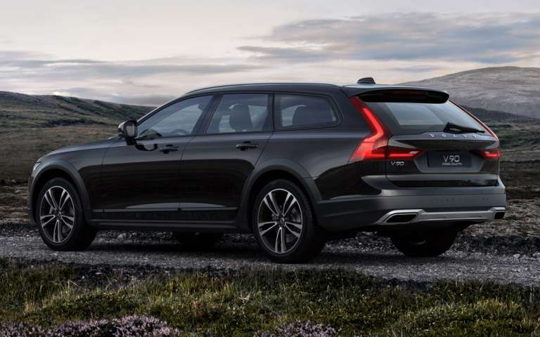 volvo v90 cross country full service leasing angebot f r. Black Bedroom Furniture Sets. Home Design Ideas