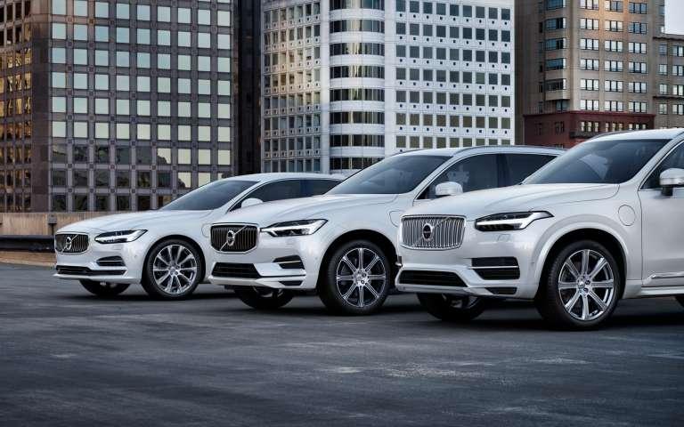 Leasingangebote Für Privatkunden Volvo Leasen Zum Aktionspreis Lueg