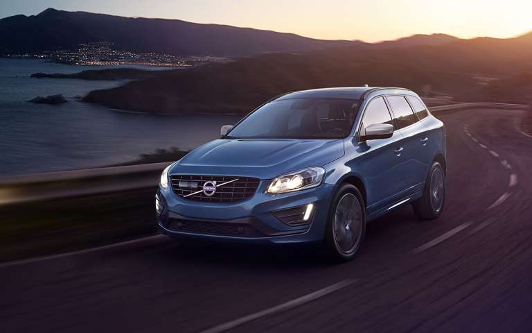 volvo xc60 limited edition - lueg